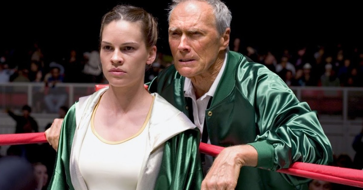a review of million dollar baby a sports drama film by clint eastwood A description of tropes appearing in million dollar baby a 2004 film directed by clint eastwood margaret fitzerald (hilary swank) is a down-and-out.