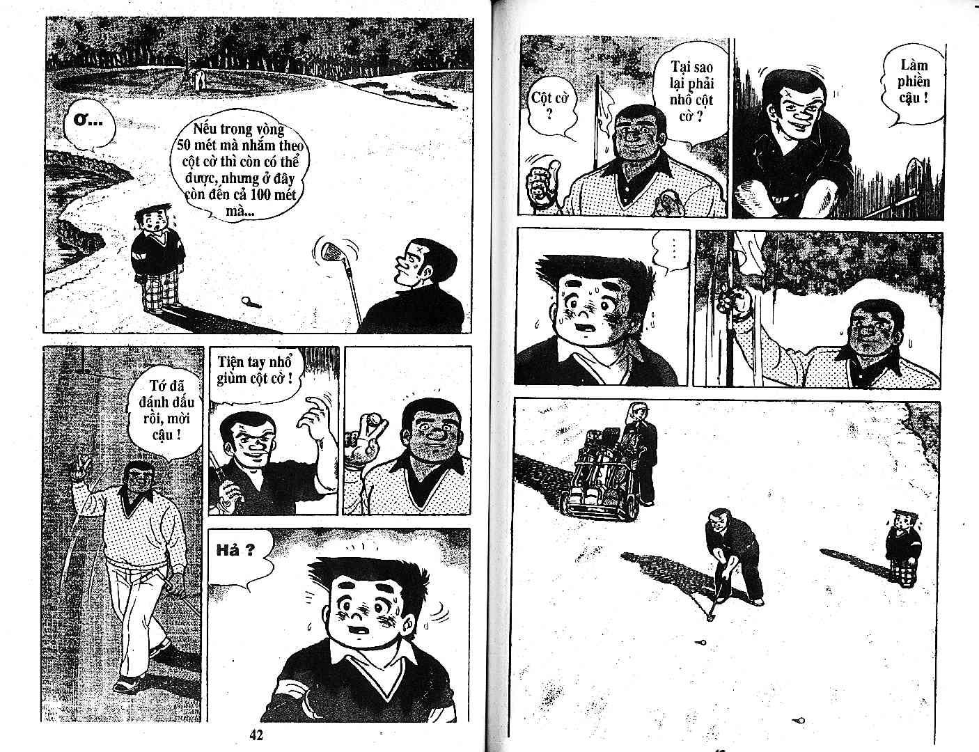 Ashita Tenki ni Naare chapter 28 trang 20
