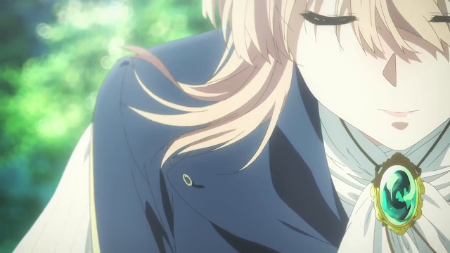 Violet Evergarden 4th Promotional Video & New Key Visual