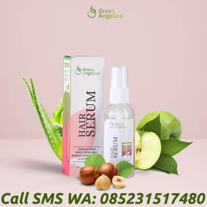 vitamin penumbuh rambut hair serum anti dht
