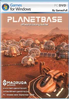 Planetbase PC [Full] Español [MEGA]