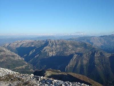 Κοινή ανάβαση για τους ορειβατικούς συλλόγους Ηγουμενίτσας και Ιωαννίνων