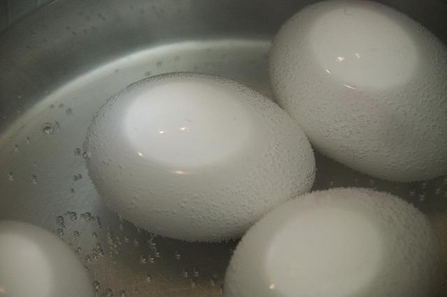 Cara Merebus Telur Agar Mudah Dikupas Dan Tidak Pecah