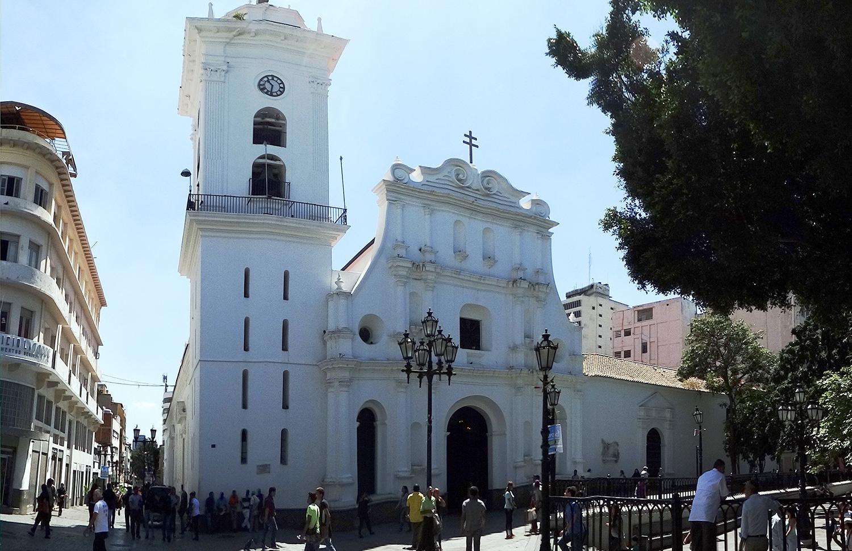 Resultado de imagen para catedral de caracas