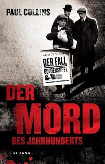 Buchcover - Der Mord des Jahrhunderts - Paul Collins