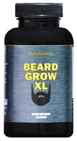Beard Growth XL Facial Hair Supplement