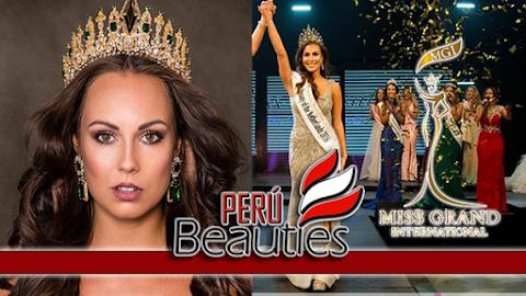 Miss Grand Netherlands 2018