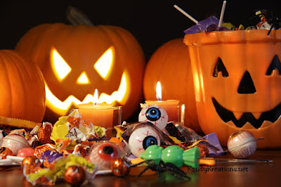 Treat the Halloween Candy Exchange carefully and thoughtfully for family fun after Trick or Treating