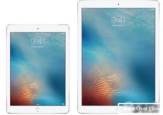 7.9-inch iPad Pro iPad Air and mini exposure or discontinued