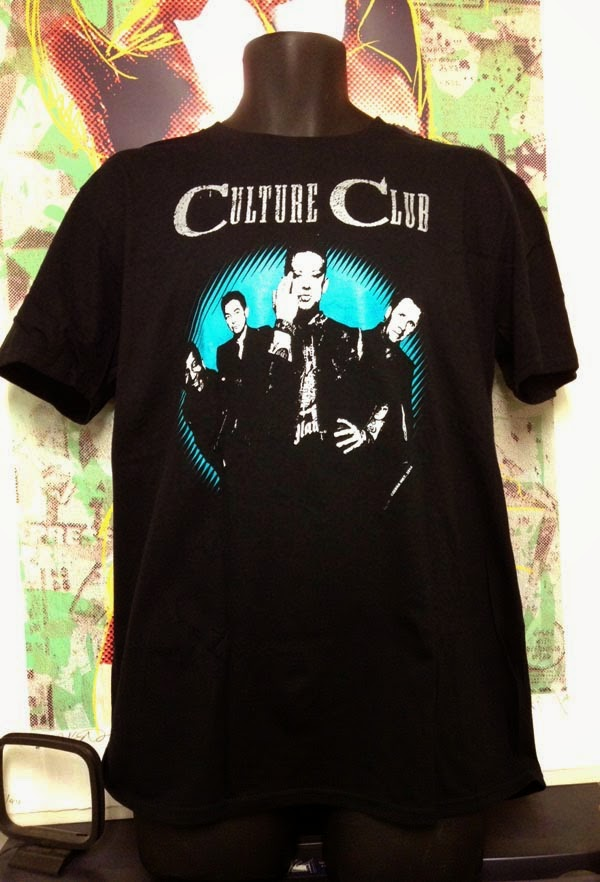 CULTURE CLUB TOUR MERCH!
