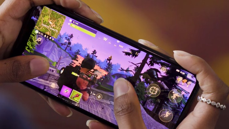 Download dan Instal Game Fortnite Mobile di Smartphone Android