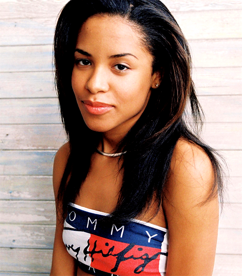 aaliyah - photo #13