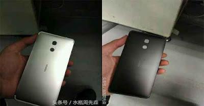 Ini Dia Penampakan Asli Android Perdana Dari Nokia Berlabel D1C
