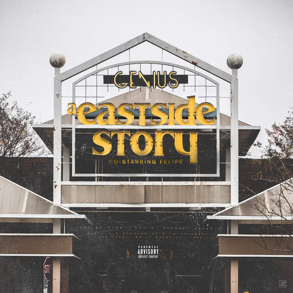 Genius & Felipe - A Eastside Story (Deluxe Edition) Cover