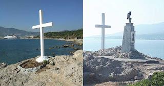 Ψήφισμα: Συμφωνείτε να αφαιρέσουν τους σταυρούς από τη Μυτιλήνη για να μην ενοχλούνται οι μετανάστες;