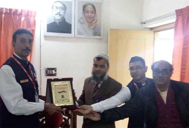 Kurigram District Regional Passport Office Service Week 2018 is celebrated