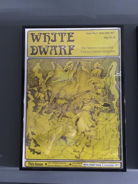 White Dwarf #1 1977