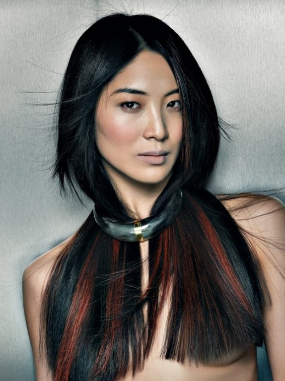 Hairstyles Images Blog Winter Edgy Hair Color Ideas 2013