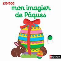 Mon imagier de Pâques - KIDIDOC - NATHAN