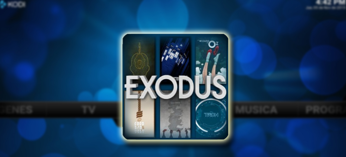 kodi watch movies exodus