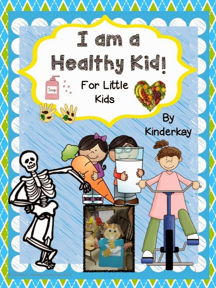 http://www.teacherspayteachers.com/Product/Health-and-Nutrition-for-Little-Kids-206430