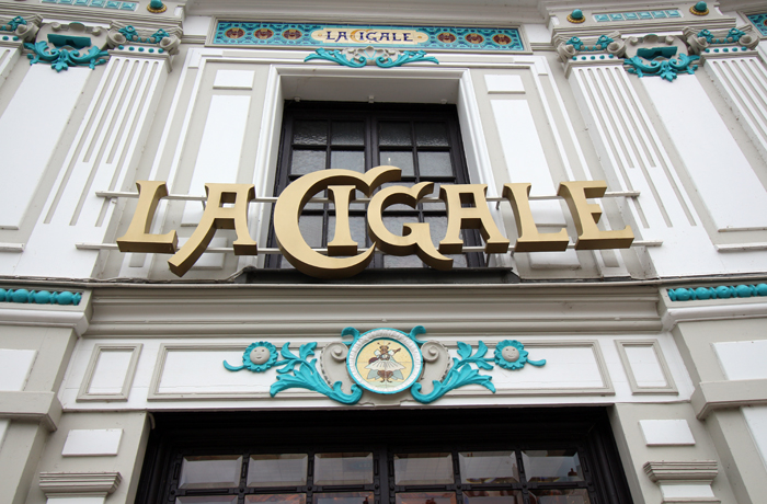 La Cigale in Nantes