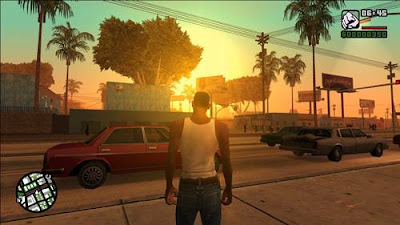 Cheat GTA San Andreas PC