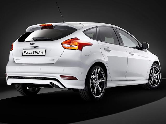 novo Ford Focus 2017 ST Line