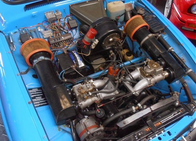 1970 Saab 96 V4 Rally Auto Restorationice