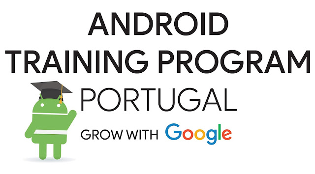 GOOGLE LANÇA ANDROID TRAINING PROGRAM EM PORTUGAL
