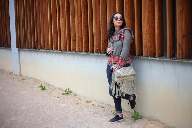 photo streetlook en pied