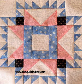 Rolling Star Quilt Pattern Block Tutorial