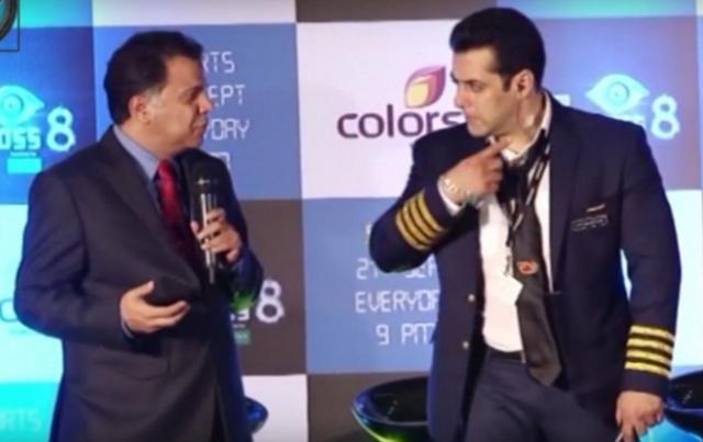 Video Salman Khan hentikan acara untuk hormati azan