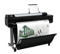 HP DesignJet T520 36-in ePrinter Driver Download
