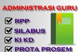 Download Lengkap Semua RPP Silabus KI KD PAI Kelas 7 dan 8 SMP Kurikulum 2013 Edisi Revisi 2017
