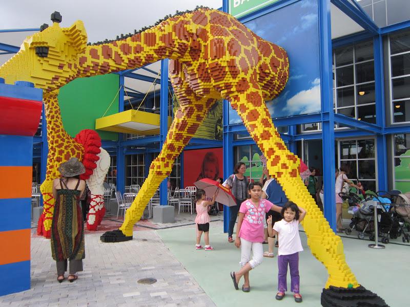 Taman Tema Legoland Johor Malaysia