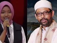 Shalawat Nabi yang Dibawakan Sharla Mendapat Pujian Luar Biasa dari KH Luthfi Bashori