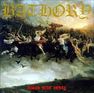 "Bathory - ""Blood Fire Death"" recenzja"