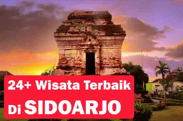 24+ Tempat Wisata Terbaik di Sidoarjo Terhits yang wajib anda kunjungi