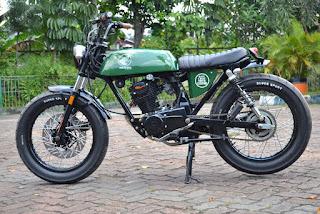 Cara modifikasi japstyle motor GL pro