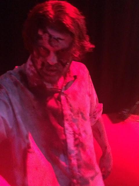 Zombie Thorpe Park #FRIGHTNIGHTS2017