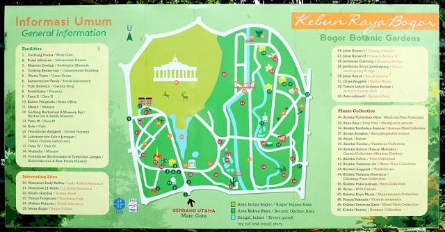 Cara ke Kebun Raya Bogor Naik Kereta KRL