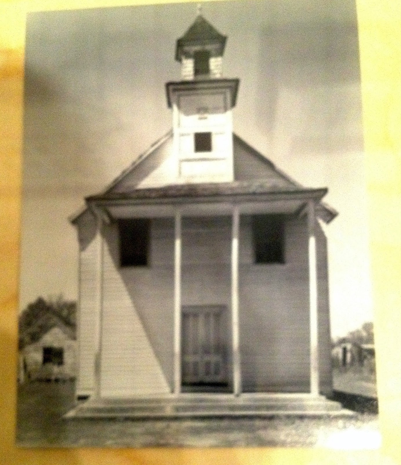 Rome the second time ancient romes influence in architecture negro church south carolina echoing the st martin in the fields format fandeluxe Choice Image
