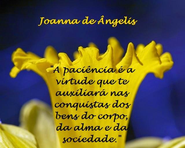 Estudos Sobre A Doutrina Espírita!: Mensagens De Joanna De