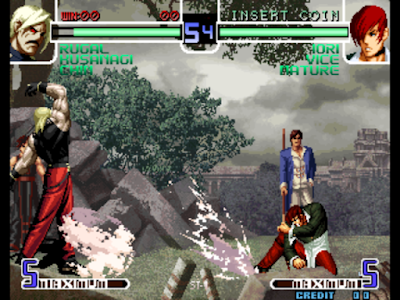Combos De The King Of Fighters 2002 Magic Plus Para Pc Backuplasopa