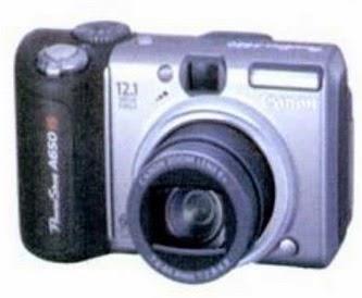 Kamera digital pocket terbaru