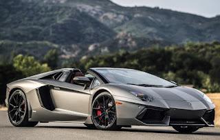 adalah mobil sport yang pernah diluncurkan di geneva motor show tahun  Spesifikasi Lamborghini Aventador