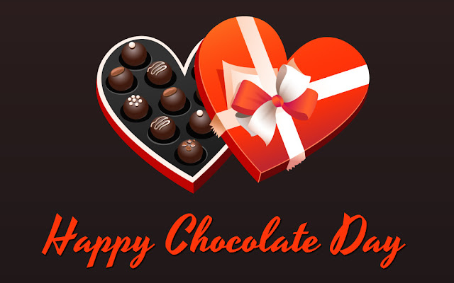 Happy Chocolate Day 2016 wallapaper
