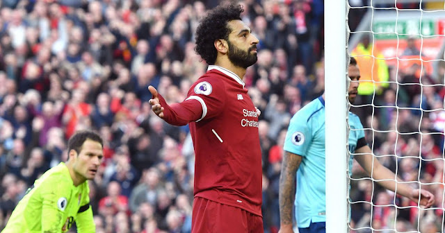 Liverpool's Mo Salah willing to trade his amazing 40-goal season for winning the Champions League