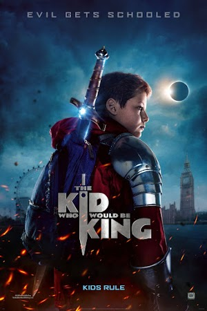 The Kid Who Would Be King (2019) - Movie Synopsis and Official Trailer